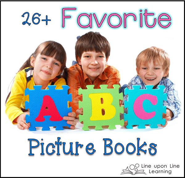 abc picture books