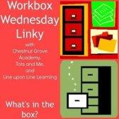 workshop wednesday 300x300 Workbox Wednesday (October 21) | Line upon Line Learning