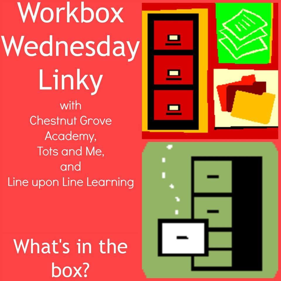 workshop wednesday 300x300 Workbox Wednesday (October 21)   Line upon Line Learning