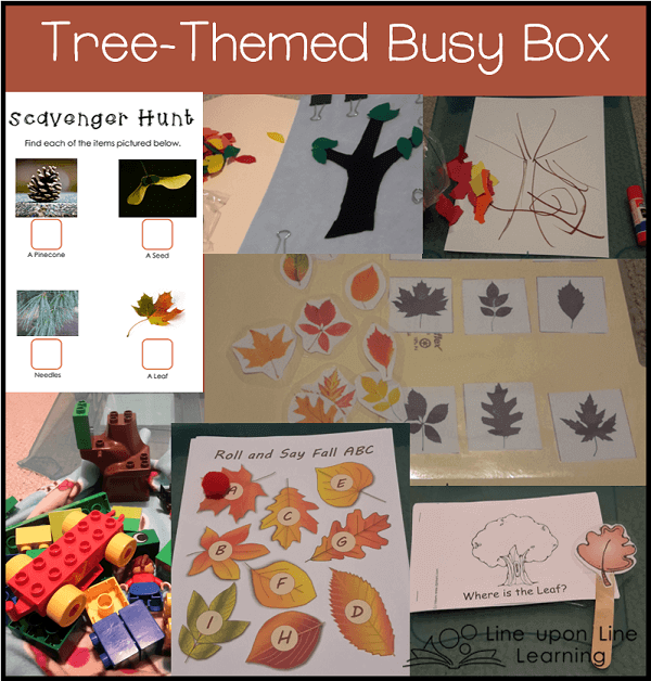 tree busy box