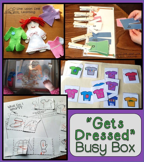 gets dressed busy box2
