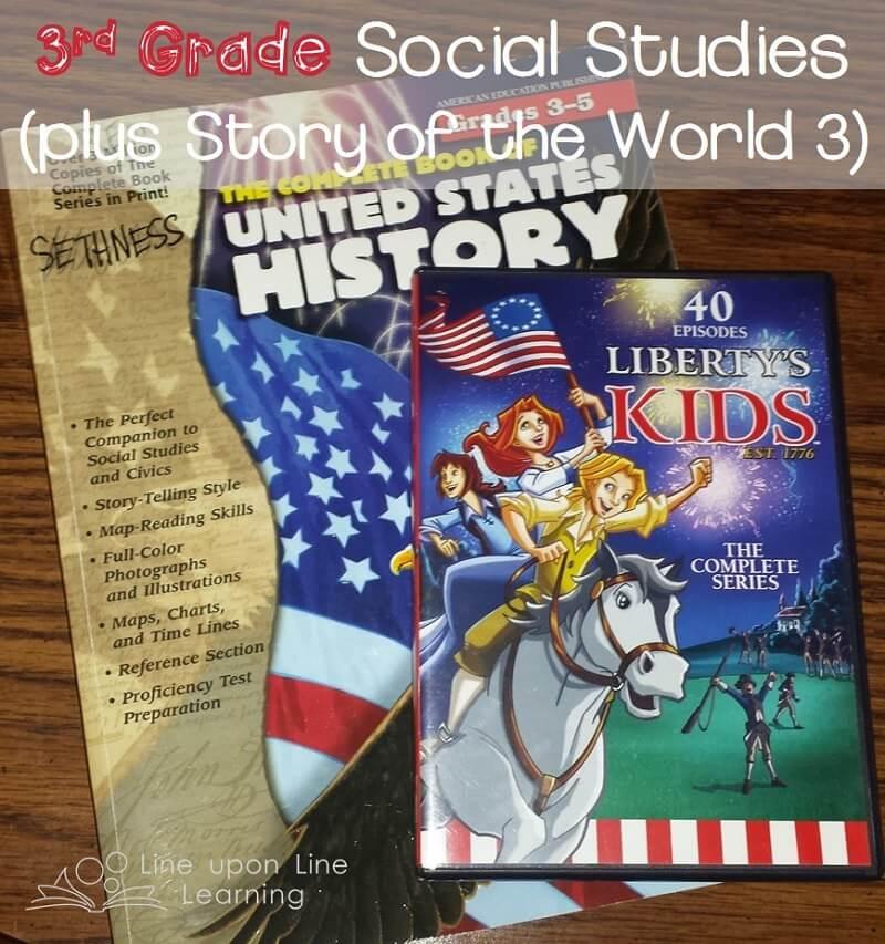 Third Grade Social Studies for Homeschool