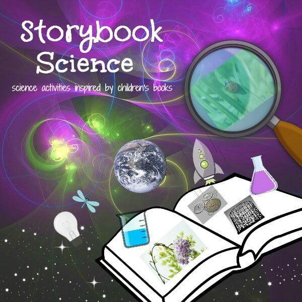 There is a lot of science in stories! Check out these ideas at the Storybook Science blog hop.
