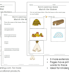 Native American Homes BUNDLE – Line upon Line Learning [ 720 x 1280 Pixel ]