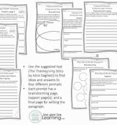 Thanksgiving Writing Prompts for 3rd grade – Line upon Line Learning [ 720 x 1280 Pixel ]