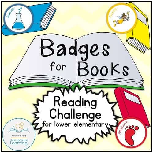 badges for books COVER