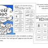 clouds and water cycle BINGO demo