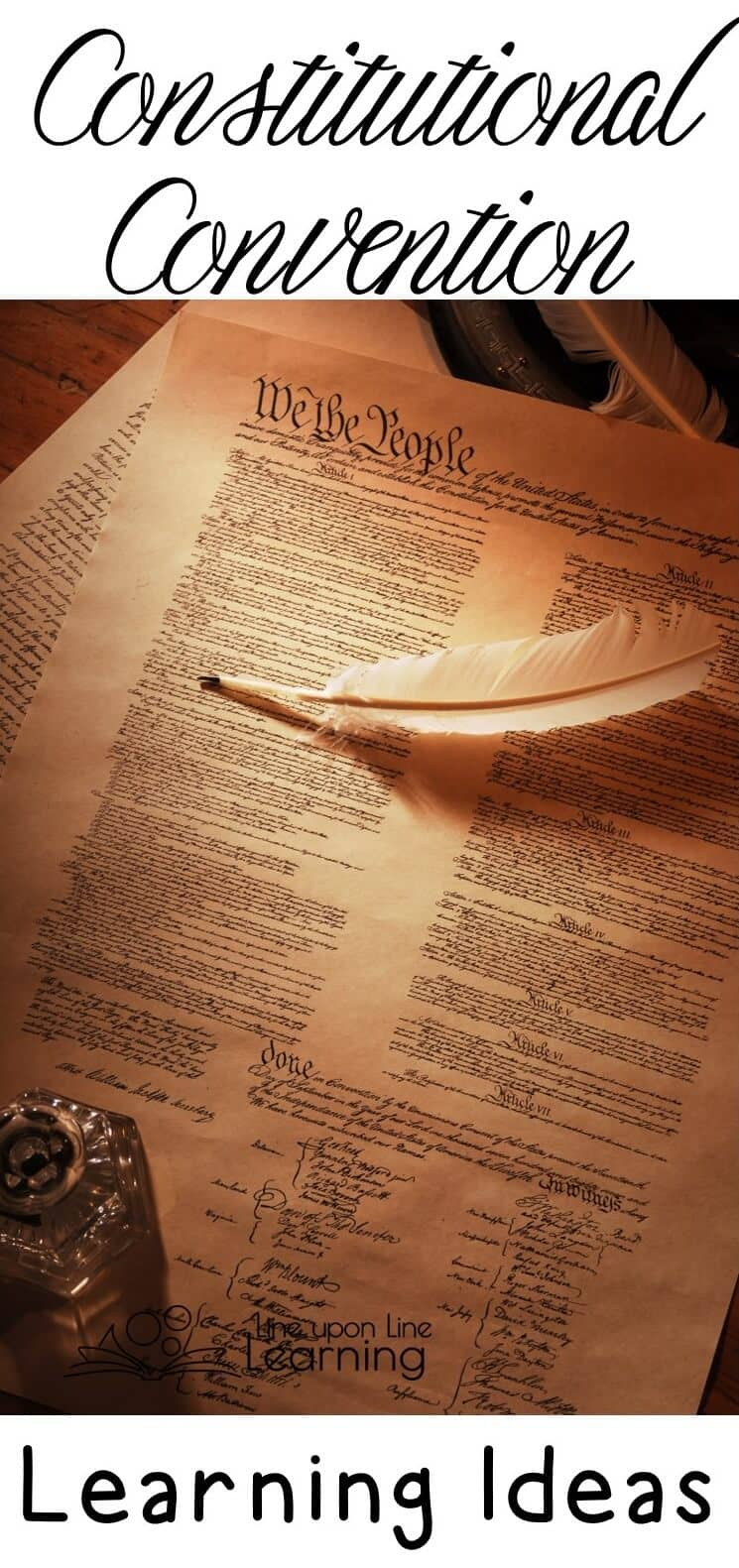 Creating a new nation, the U.S.A., was not easy at the Constitutional Convention. Compromises had to be made.