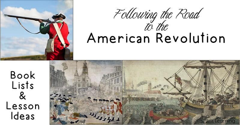 The fall out from the French & Indian War, taxes, and changing perspectives were some of the reasons for the American Revolution.