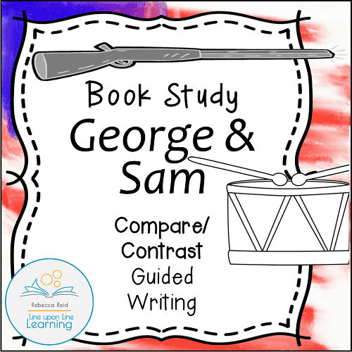 sam george compare contrast COVER