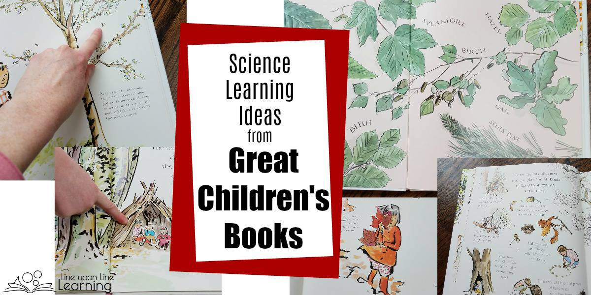 The Things that I LOVE about Trees is full of facts about trees, and has friendly illustrations and great ideas for playing with and around trees. We can't wait for spring so we can keep learning outside with hands-on kindergarten science learning, all inspired by a quality picture book.