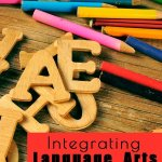 Integrating English language arts into your home can be fun.