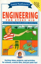 Exciting Engineering Ideas, projects, and activities for schools, science fairs, and just plain fun!