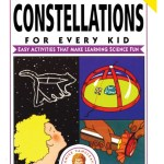 Janice VanCleave's Experiments about Constellations for Kids.