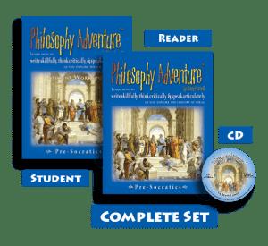 Philosophy Adventure Complete Set