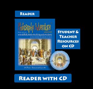 Philosophy Adventure Reader with CD