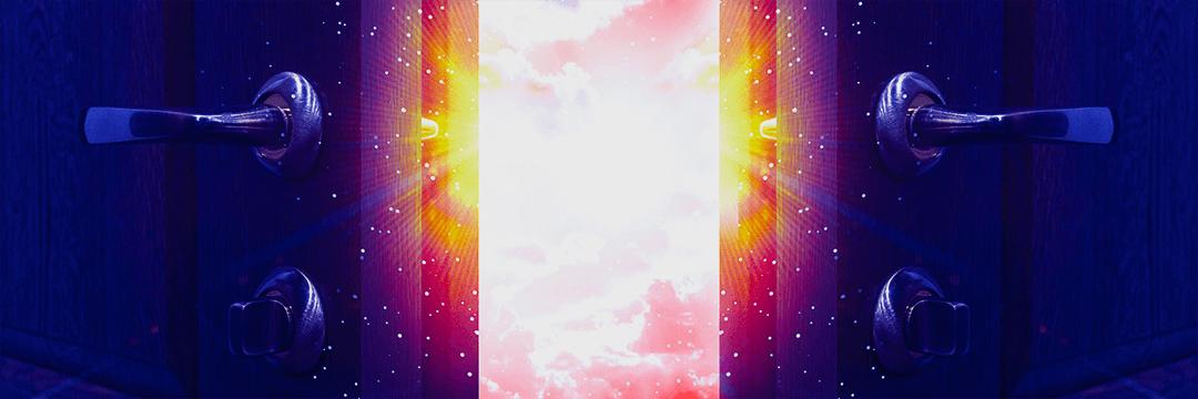 doorway into Heaven