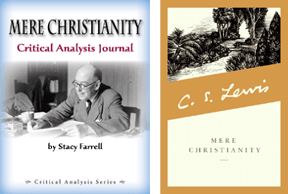 Mere Christianity Journal & Softcover Bundle