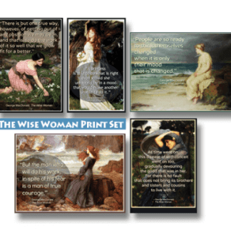 The Wise Woman Print Set
