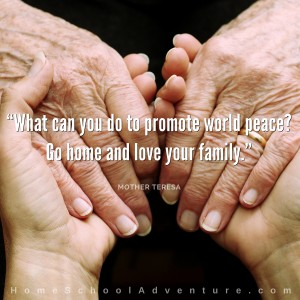 Love your family.