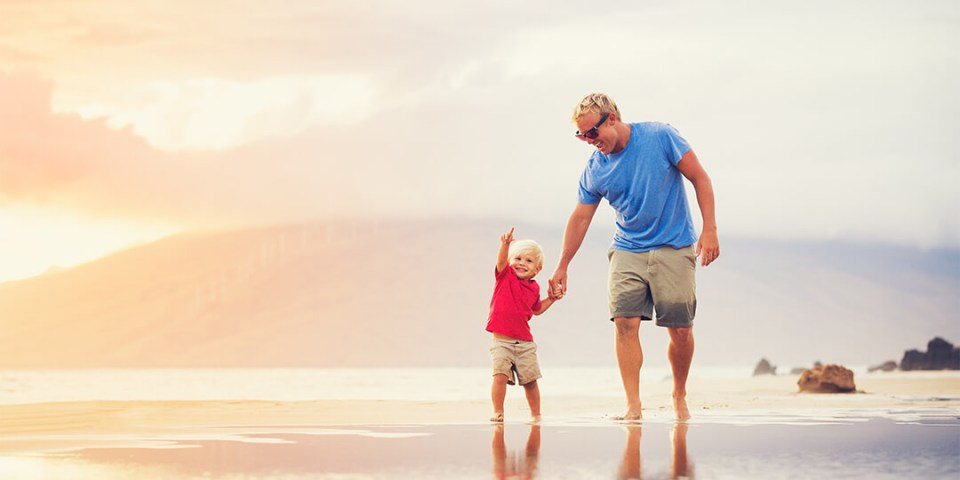 Children thrive when they know their father's acceptance is not performance based.