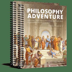 Philosophy Adventure print books