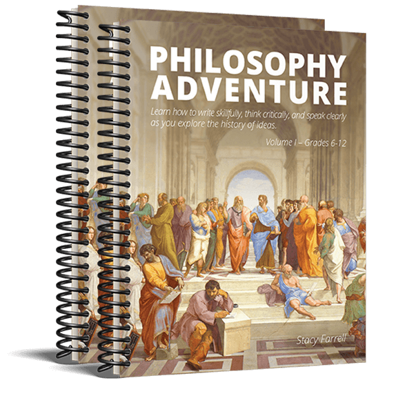Philosophy Adventure print books