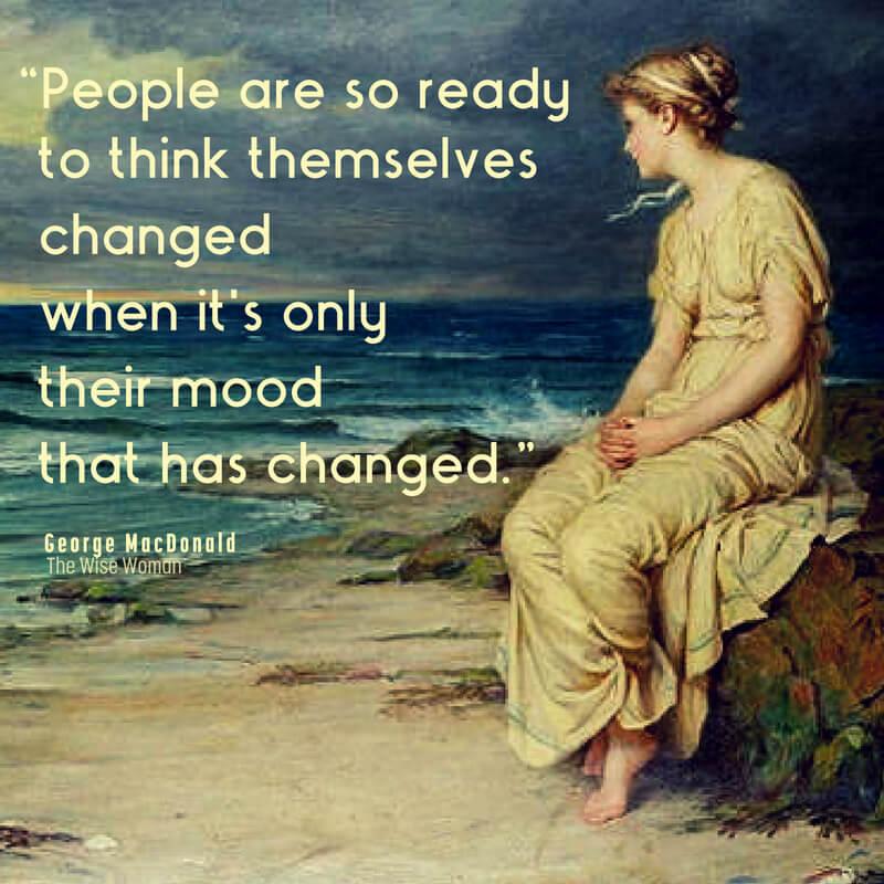 George MacDonald Wise Woman