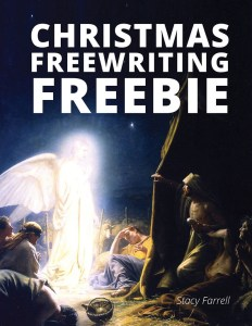 a FREE Christmas writing exercise just for you