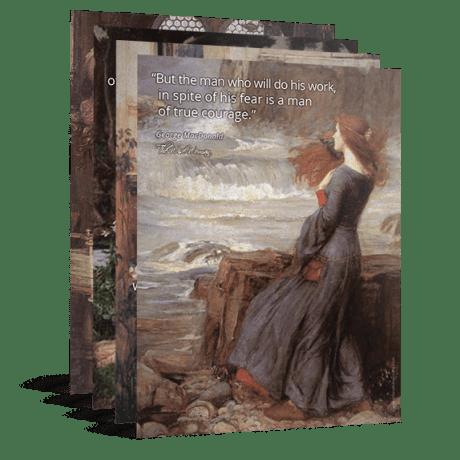 The Wise Woman Print Set 3