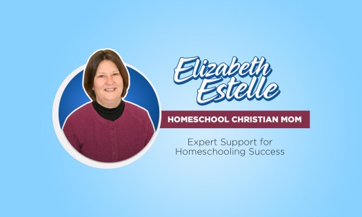 Homeschool Christian Mom Elizabeth Estelle profile picture. Expert support for Homeschooling Success