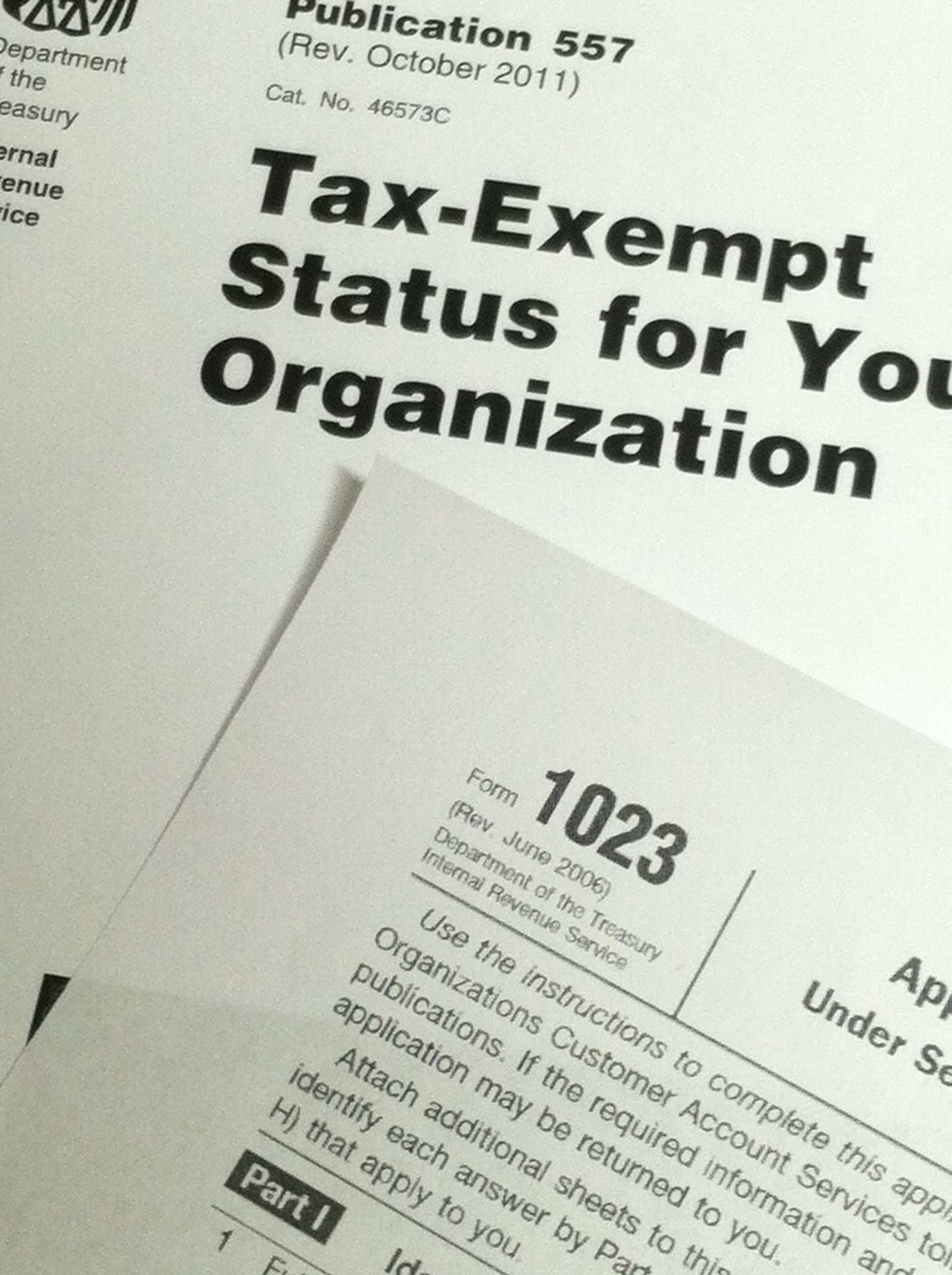 Tips on filing the IRS Form 1023 | HomeschoolCPA.com