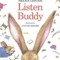 Listen Buddy: Lessons on Being Attentive