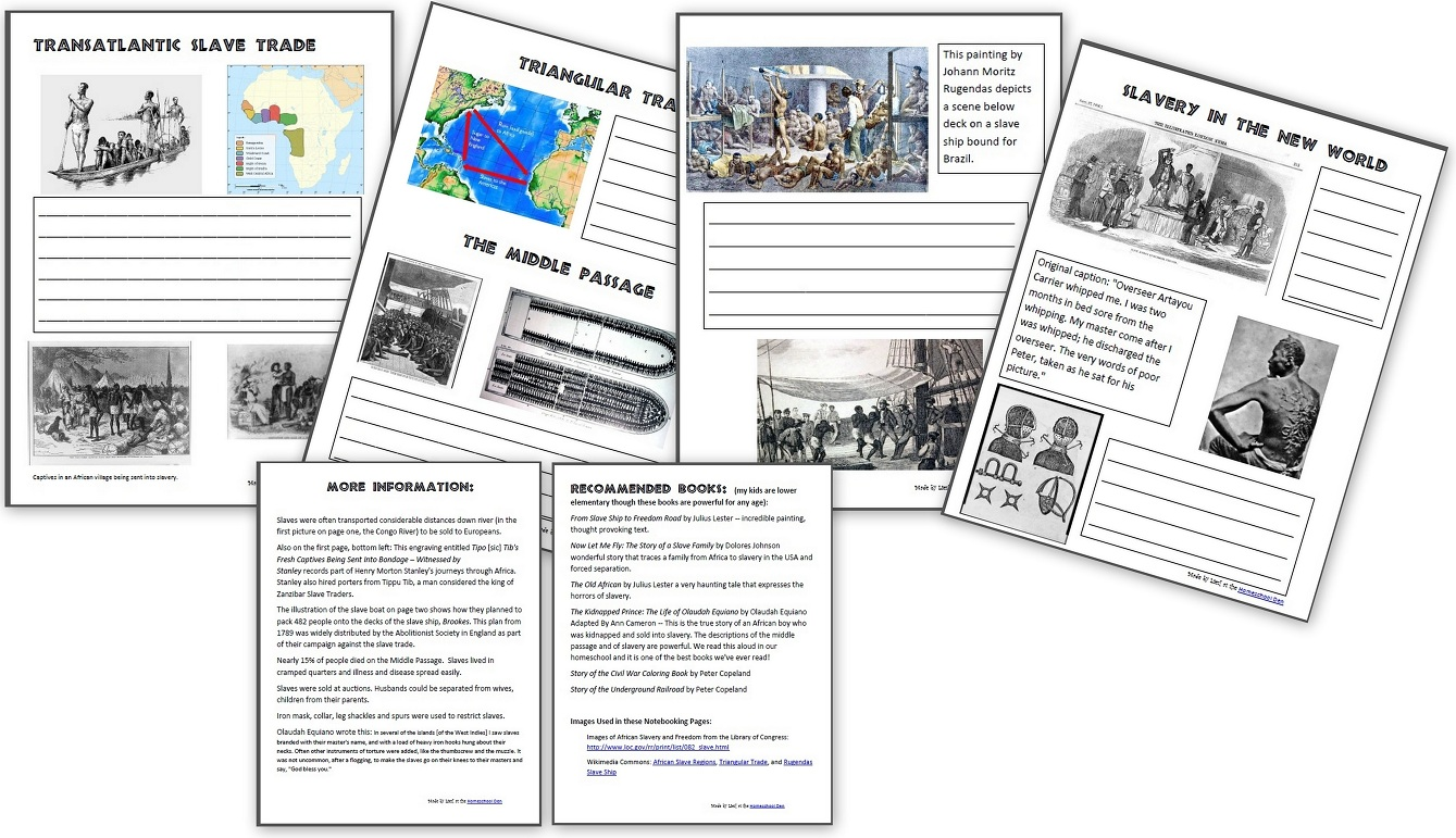 hight resolution of slavery and the civil war Archives - Homeschool Den