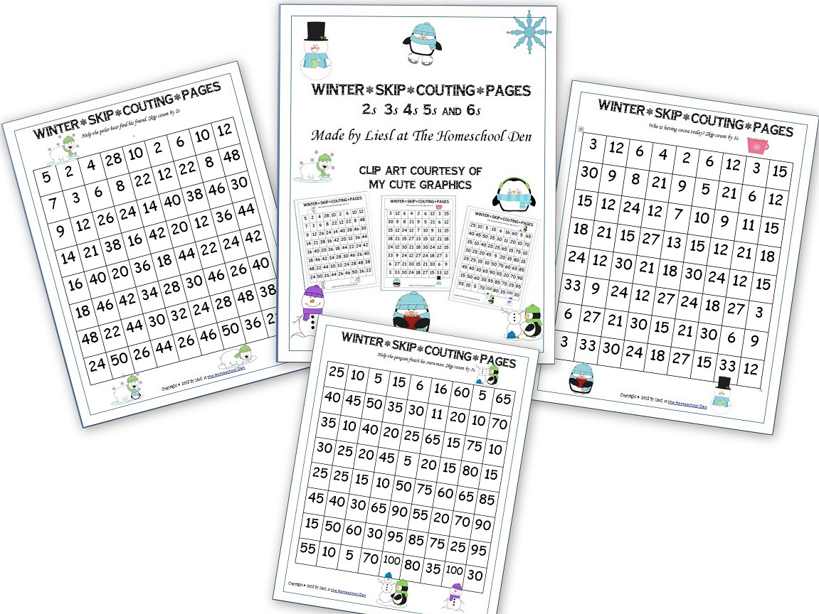 Multiplication Worksheet 3s 4s 5s