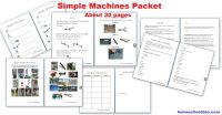 Search Results for Simple Machine Worksheet 1st Grade ...