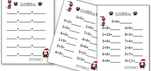 Addition, Subtraction, Multiplication, Division Practice