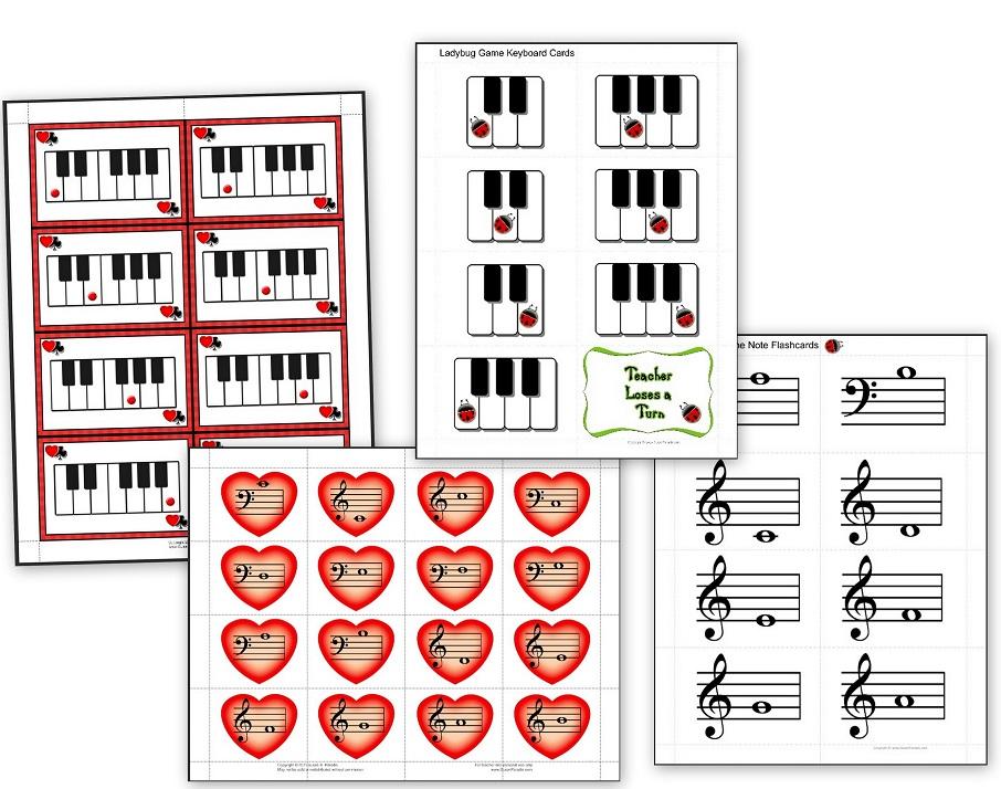 Free Beginner's Music Curriculum: Learning Notes, Rhythm ...