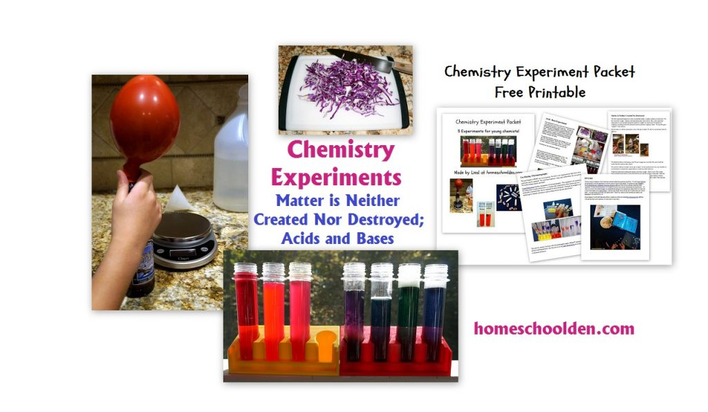 Chemistry Experiments for Kids Grade 2  Matter is