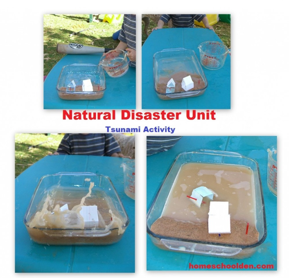medium resolution of Natural Disasters Worksheets and Hands-On Activity Ideas - Homeschool Den