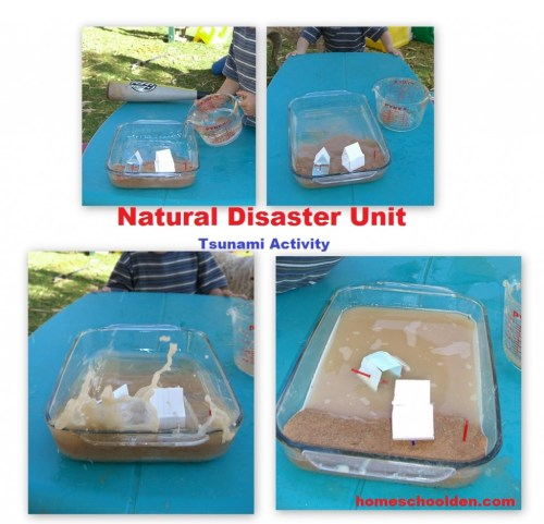 small resolution of Natural Disasters Worksheets and Hands-On Activity Ideas - Homeschool Den