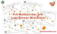 Division Worksheets  Beginning Long Division Worksheets