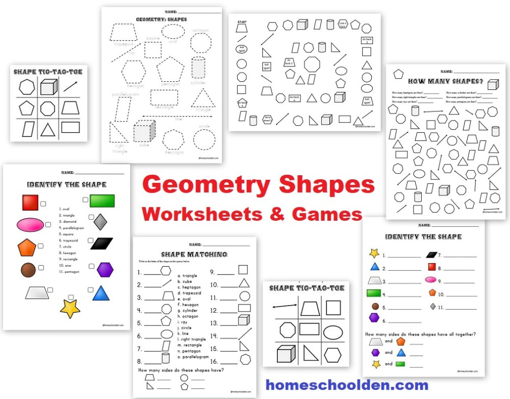 medium resolution of Free Complementary and Supplementary Angles Worksheets - Homeschool Den