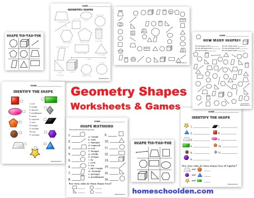 small resolution of Free Complementary and Supplementary Angles Worksheets - Homeschool Den