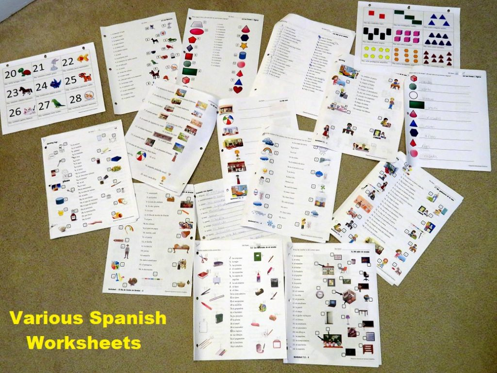 Elementary Spanish Program For The Homeschool Family