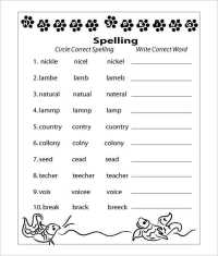 5th Grade Language Arts Worksheets | Homeschooldressage.com
