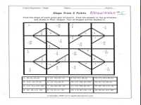 Finding Slope From Two Points Worksheet ...