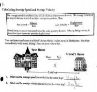 Displacement Velocity And Acceleration Worksheet - Kidz ...