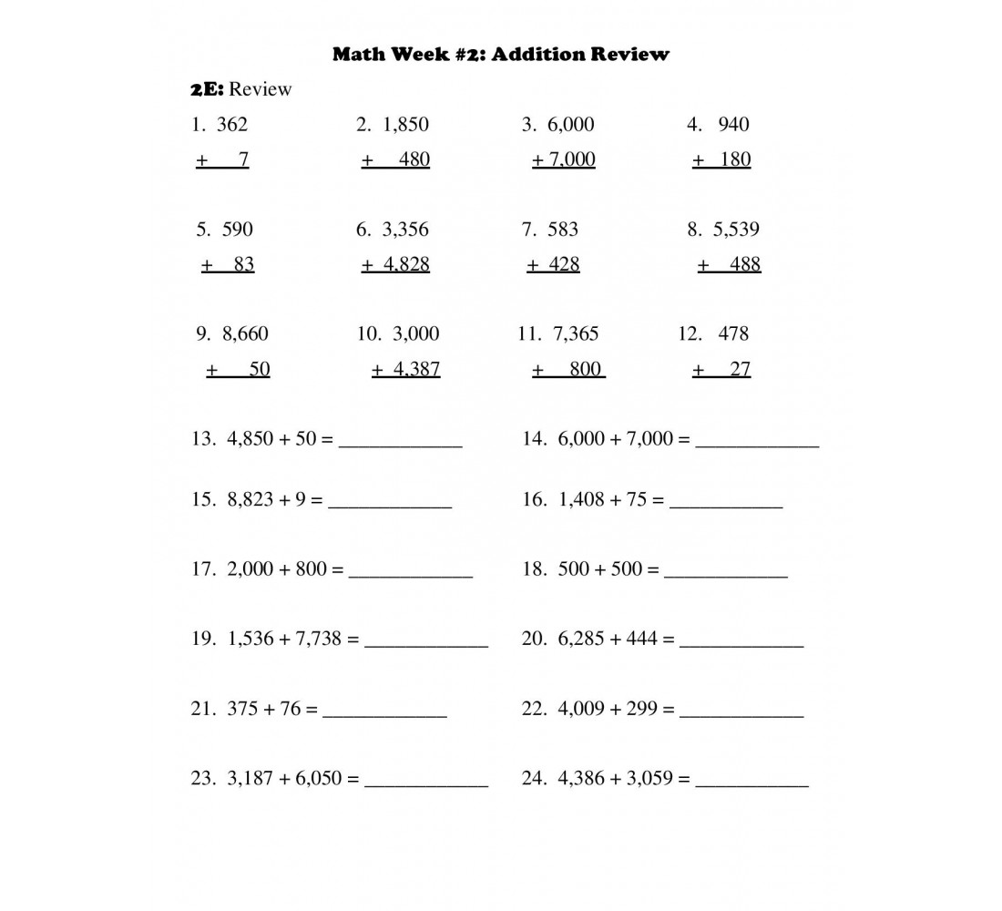 Math Homeschool Curriculum 4th Grade From Homeschooleasy