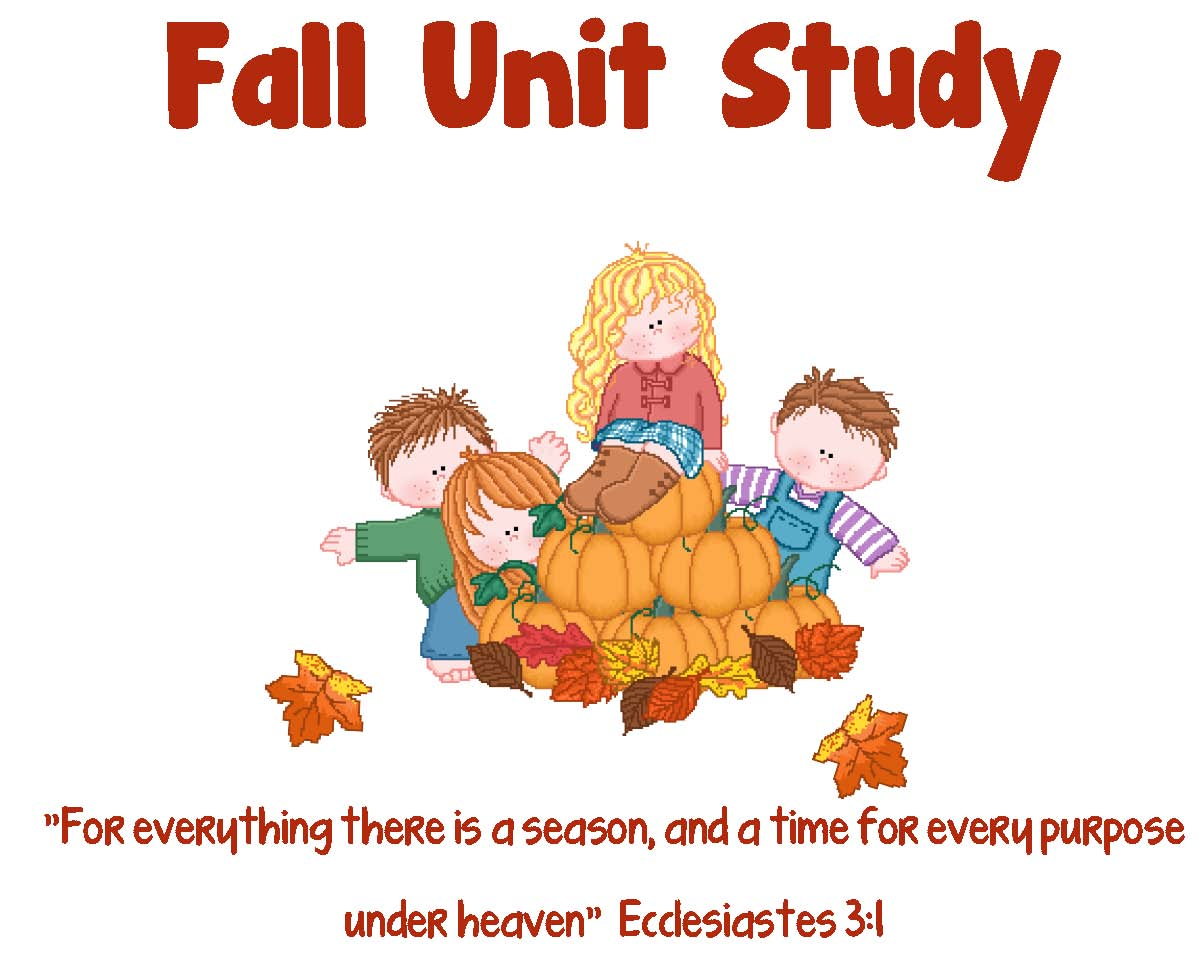 Just Released New Christian Fall Printable Packet